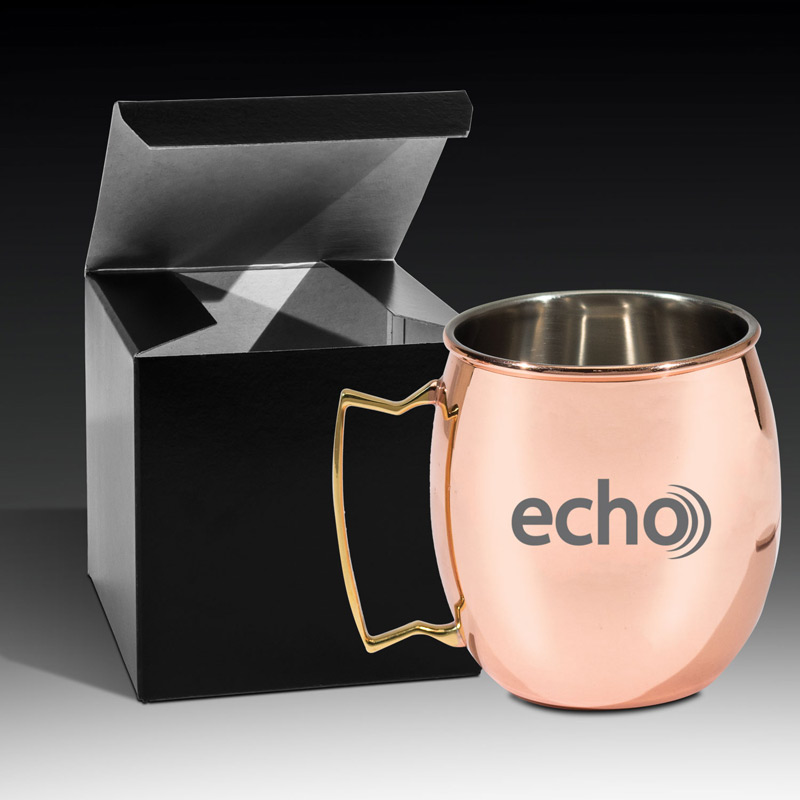 Moscow Mule Mug Smooth Finish