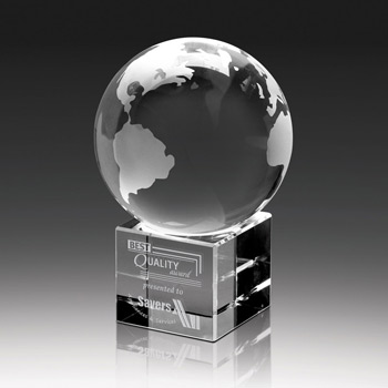 Crystal Globe Medium
