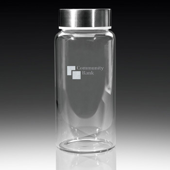 Glass with Lid
